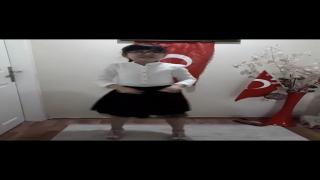 Giresunlu Rana'dan 23 Nisan şarkısı