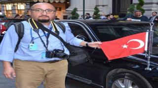 Gazeteci Candemir Sarı'dan mesaj var