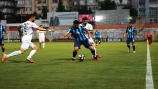 Adana-Demirspor Giresunspor maçı fotoğrafları
