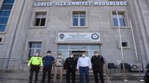 Yeni emniyet müdürlüğü binası tamamlandı