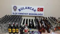 Bulancak'ta sahte içki operasyonu