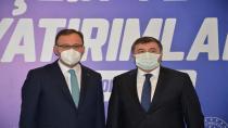 Şenlioğlu Ankara temaslarını sürdürüyor