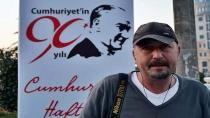 Gazeteci Mehmet Ekizoğlu hayatını kaybetti