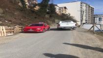 Mahallelinin sürücü araçlarıyla imtihanı