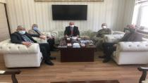 TSK Güçlendirme Vakfı'ndan Tuğgeneral Demir'e ziyaret