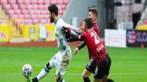 Giresunspor zorlanmadı: 5-0