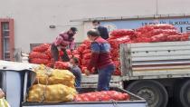 Patates ve soğan dağıtımına başlandı