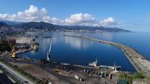 Mart ayında limandan 34 bin ton ürün yüklendi