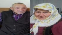 Yaşlı çift 6 saat arayla hayatını kaybetti