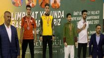 Burak Türkiye şampiyonu