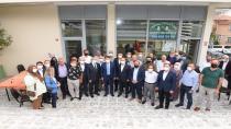 Hemşehrimiz Canikli İstanbul'daki Giresunlularla bir araya geldi